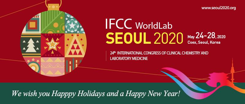 IFCC WORLDlAB SEOUL 2020_MAY 24-28, 2020