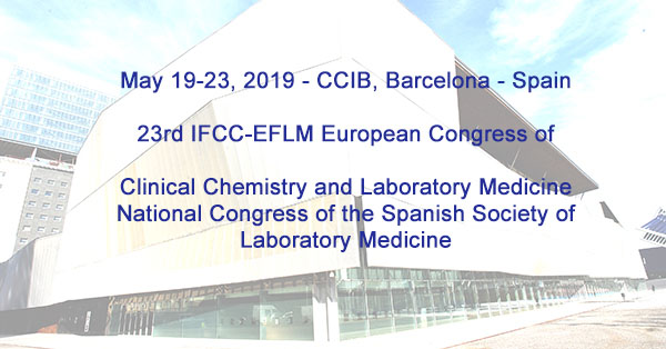 23rd IFCC-EFLM European Congress